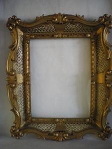 1323 Mooie Barok schilderijlijst