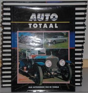 7033  Auto Totaal - Alle automerken van de wereld - 25 delen